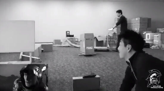 デス・ストランディング コジマプロダクション 秘蔵映像 撮影に関連した画像-03