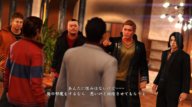 龍が如く 龍が如く6 桐生さん クランクリエイター 新日本プロレス コラボ レスラー オンライン対戦に関連した画像-06