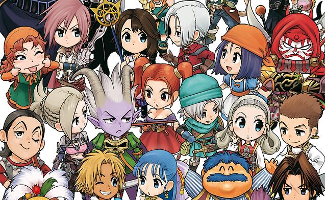 ドラクエ FF アニメ化 ランキングに関連した画像-01