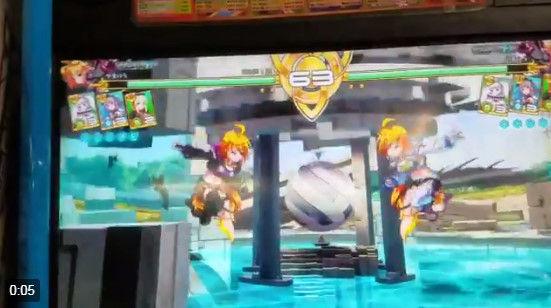 ミリオンアーサー アルカナブラッド バグ 対戦相手 自分 動き マッチング 格闘ゲーム 格ゲーに関連した画像-04