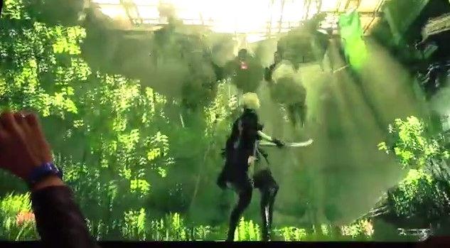 ニーアオートマタ PV 動画 プラチナゲームズに関連した画像-07