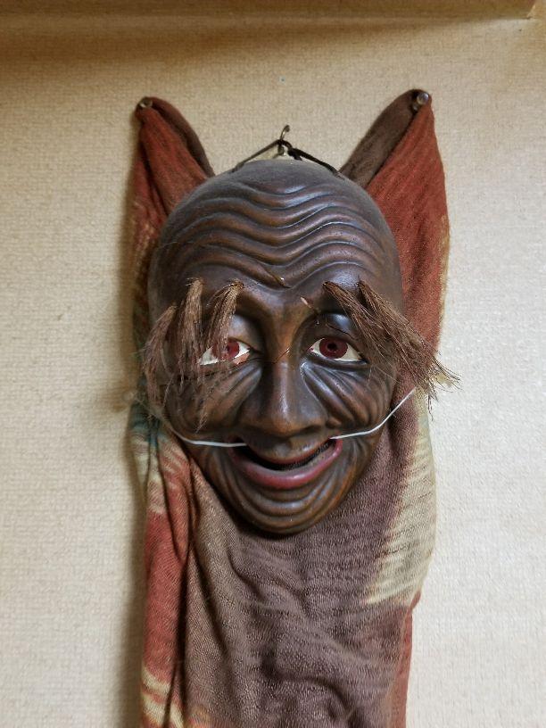 メルカリ 呪いの仮面 遺品 祖父 商品に関連した画像-05