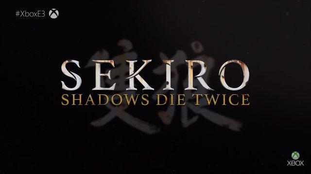 E3 2018 フロム・ソフトウェア 隻狼 SEKIROに関連した画像-01