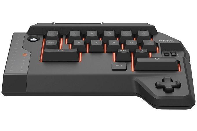 PS4 PS3 ホリ FPS タクティカルアサルトコマンダー マウス キーボードに関連した画像-04