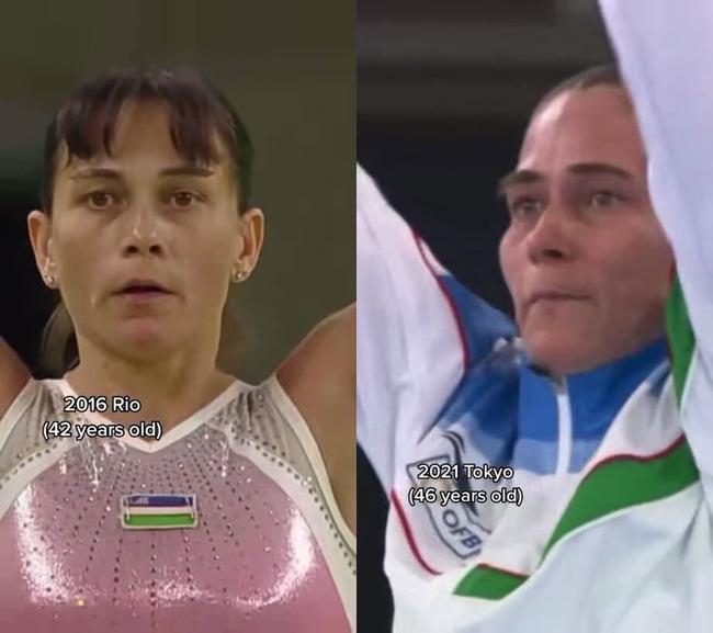 東京五輪 女子体操 オクサナ・チュソビチナ 現役最後 スタンディングオベーション ドイツに関連した画像-05