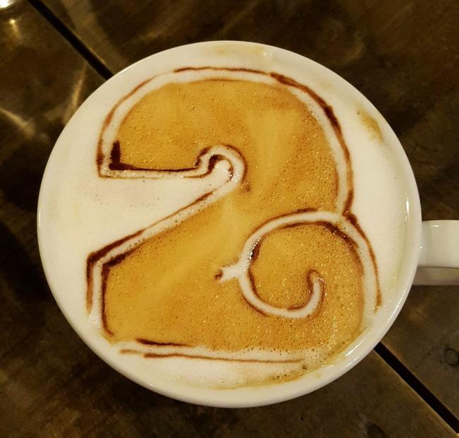 けものフレンズ けもフレ けものフレンズ2 ラテアート コーヒー カプチーノ 店長に関連した画像-03