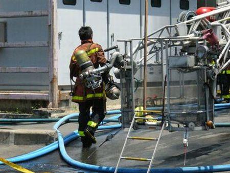 消防士 記念撮影に関連した画像-01