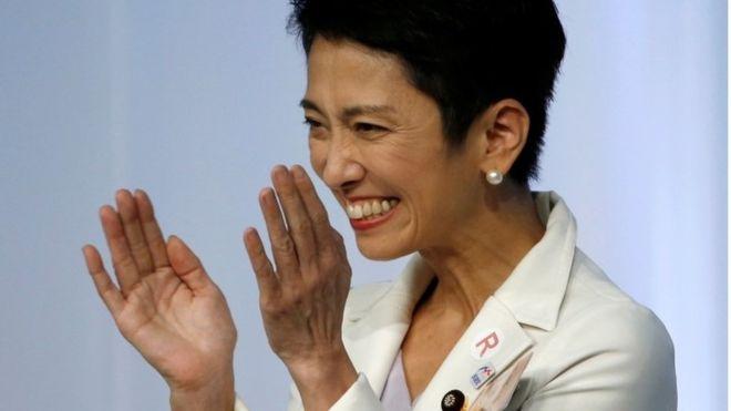 【特大ブーメラン】蓮舫さん「安倍総理の逃げる力、ごまかす力はまさに神ってます、息をするようにウソをつく」