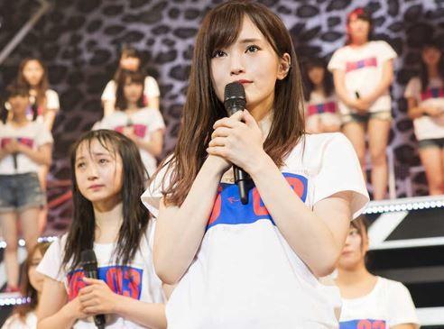 NMB48 山本彩 ライブ 卒業 電撃発表 起爆剤に関連した画像-01