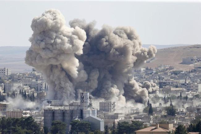 アメリカ軍 イラク政府軍 誤爆に関連した画像-01