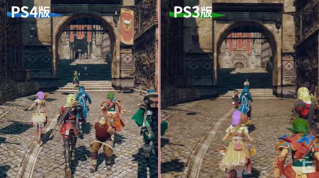 スターオーシャン スターオーシャン5 SO5 PS3 PS4 比較に関連した画像-03