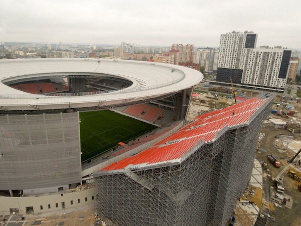 ロシア ワールドカップ W杯 スタジアム 席 増設に関連した画像-03