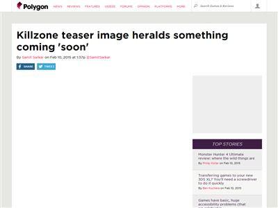キルゾーン PS4 新作に関連した画像-02