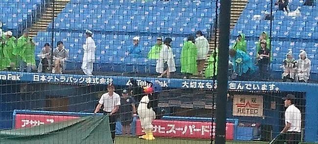 つば九郎 NEWS ジャニオタ チャンカパーナ 神宮球場に関連した画像-04
