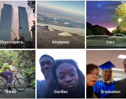 グーグル Google 人工知能 AI ゴリラ 黒人 差別 認識 画像に関連した画像-03