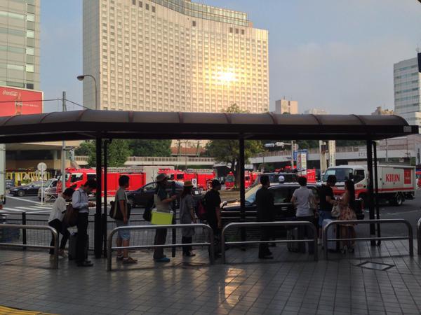 品川駅 人身事故に関連した画像-05