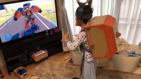 ニンテンドーラボ ニンテンドースイッチ ロボット 任天堂に関連した画像-03