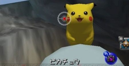 ポケモンスナップ バーチャルコンソール WiiU VCに関連した画像-01
