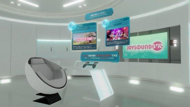 プレイステーションVR JOYSOUND VR カラオケに関連した画像-01