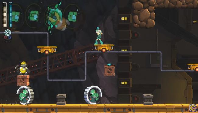 ロックマン11 カプコン PS4 ニンテンドースイッチに関連した画像-02
