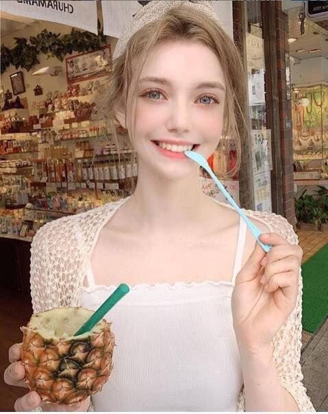 ドイツ人 モデル 美人 橋本環奈 一般人に関連した画像-05