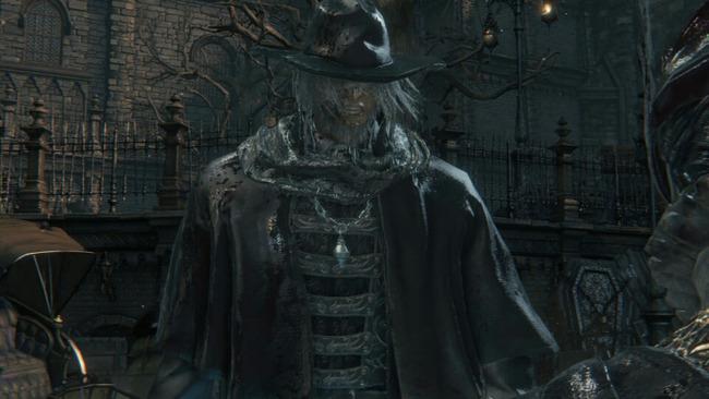 ブラッドボーン Bloodborne ガスコイン神父 トロフィーに関連した画像-01