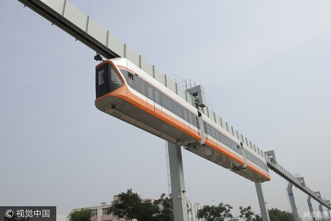 中国 モノレール SF 懸垂式に関連した画像-03