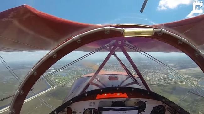 飛行中 エンジン停止 動画に関連した画像-02