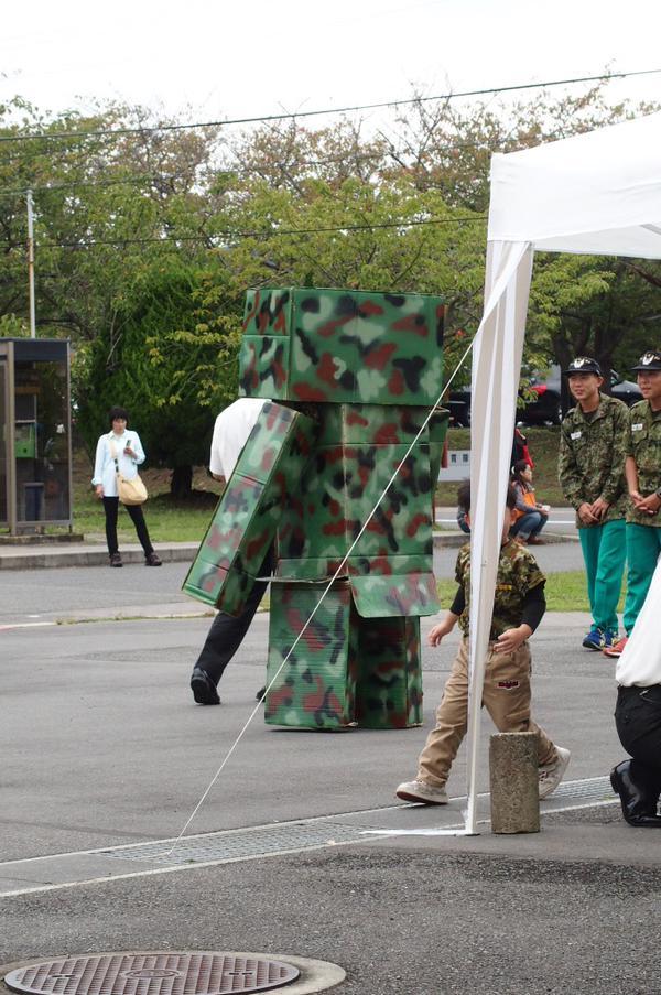 陸上自衛隊 二足歩行式装甲戦闘車両 ダンボーに関連した画像-02
