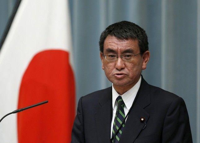 河野太郎 大臣 ネットユーザーに関連した画像-01