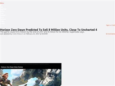 ホライゾン PS4 市場調査会社 に関連した画像-02
