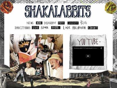 シャカラビッツ SHAKALABBITS 解散 活動休止に関連した画像-02