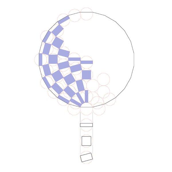 東京オリンピック エンブレム 組市松紋 A案に関連した画像-02