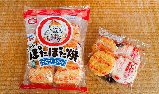 おばあちゃん家 定番 お菓子 ランキングに関連した画像-01