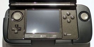 3DS拡張スライドパッド
