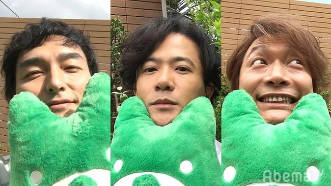 元SMAP AbemaTV 生出演に関連した画像-01