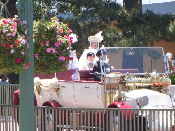 西又葵 結婚式 ディズニーランド シンデレラ城 イラストレーター 三宅淳一に関連した画像-08