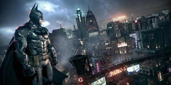 バットマン アーカムナイト CEROに関連した画像-01