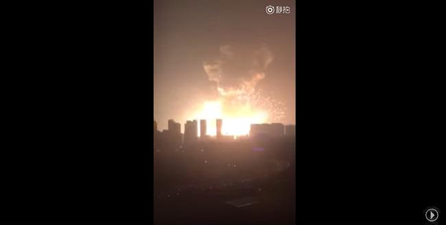 中国 爆発に関連した画像-02