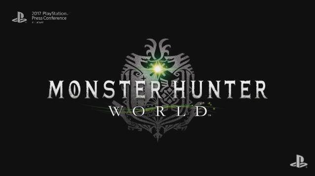 【速報】『モンスターハンター ワールド』2018年1月26日発売!!