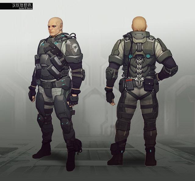 攻殻機動隊オンラインに関連した画像-08