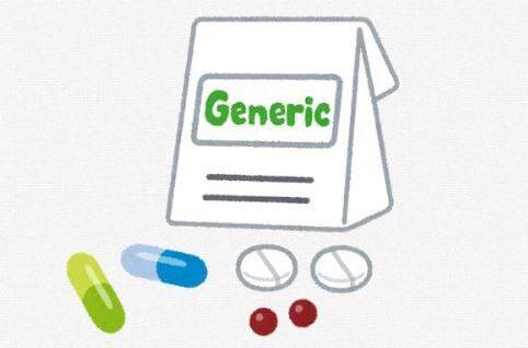 医者 医療従事者 ジェネリック 医薬品 飲まないに関連した画像-01