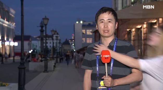 サッカー ワールドカップ 放送事故 キャスターに関連した画像-01