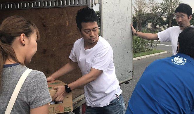 宮迫博之 雨上がり決死隊 千葉 被災地 ボランティアに関連した画像-01