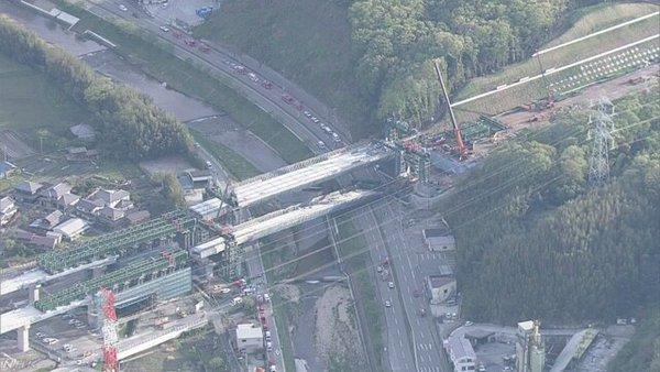 神戸市 新名神高速道路 橋げた 落下 事故 ケガに関連した画像-03