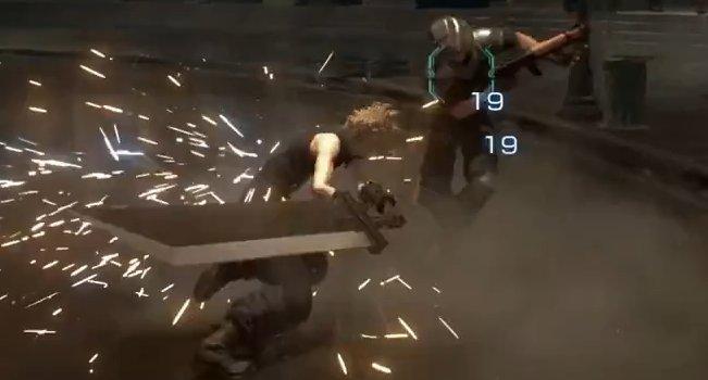 FF7 リメイク ジャンル アクション RPGに関連した画像-01