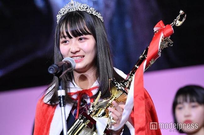 日本一 かわいい 女子中学生 JCミスコン2019に関連した画像-04