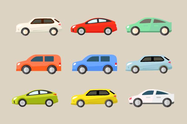 新成人 車 アクア トヨタ 軽自動車 意識調査に関連した画像-01