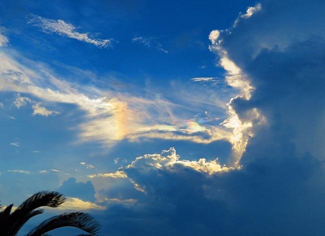 沖縄 彩雲 地震に関連した画像-05
