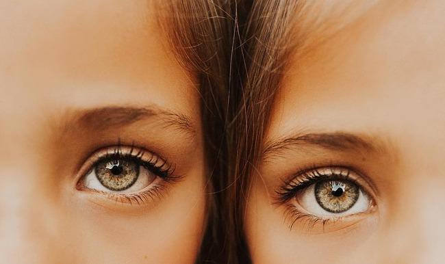 世界一美しい双子 姉妹 天使に関連した画像-01